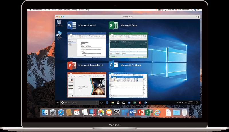 parallels desktop business edition